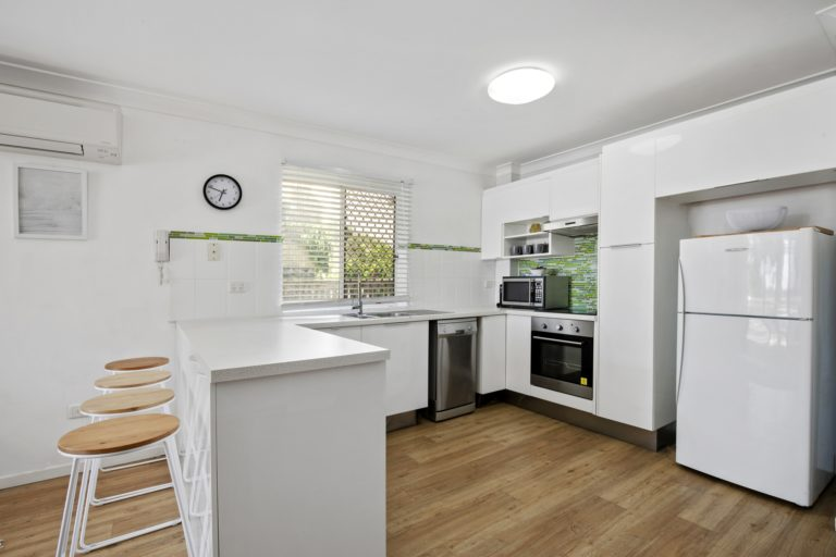 One & Two Bedroom Standard - Kitchen